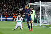 FOOTBALL - UEFA CHAMPIONS LEAGUE - PARIS SAINT GERMAIN v CELTIC 221117