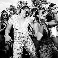 DENVER, CO -- September 14, 2018 -- De La Soul performs at the Grandoozy Festival at Overland Park in Denver.  (PHOTO / REDLIGHTS AND REDEYES, Chip Litherland)