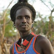 Hamer Tribe, Turmi, Omo River Valley, South Ethiopia, Africa