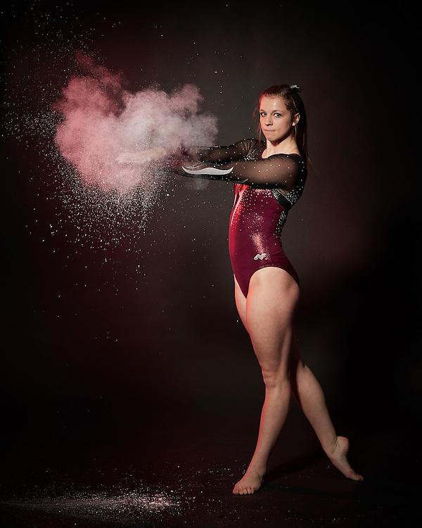 2016 UWL Gymnastics Team Women