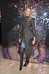 JADE PARFITT at a private view of Isabella Blow: Fashion Galore! held at Somerset House, London on 19th November 2013.