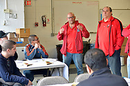 CWA Union CWA local 1101, meeting in Powercom, 2017.