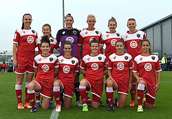 Bristol Academy Women - Mandatory by-line: Paul Knight/JMP - Mobile: 07966 386802 - 04/10/2015 -  FOOTBALL - Stoke Gifford Stadium - Bristol, England -  Bristol Academy Women v Liverpool Ladies FC - FA Women's Super League
