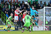 Forest Green Rovers v Macclesfield Town 300116