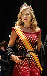 October 22, 2019, Tokyo, JAPAN: 22-10-2019 Gala Royals arrive at the Imperial Palace for the Court Banquets, the 'Kyoen-no-gi' banquet, after the ceremony of the enthronement of Emperor Naruhito in Tokyo, Japan Queen Maxima  (Credit Image: © face to face via ZUMA Press)