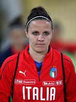 International Women's Friendly Matchs 2019 / <br /> Womens's Cyprus Cup Tournament 2019 - <br /> Korea DPR v Italy 3-3 aet ( GSZ Stadium - Larnaca,Cyprus ) - <br /> Lisa Alborghetti of Italy