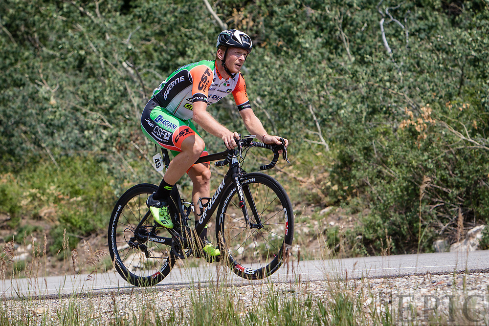 Cycling: Larry H. Miller Tour of Utah 2017 / Stage 3<br /> <br /> Big Cottonwood Canyon (9km) / TOU / ITT / Individual Time Trial / Utah  <br /> &copy; Jonathan Devich