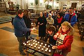 Gedenkgottesdienst an die Berliner Opfer