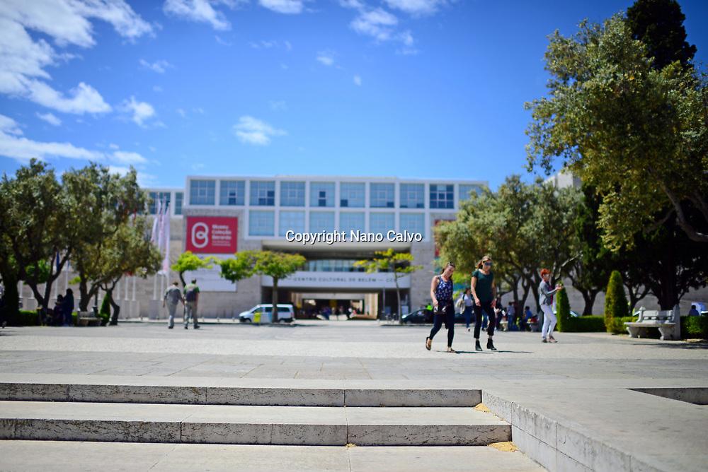 Cultural Center of Belem, Lisbon, Portugal