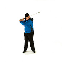 Golf Swing Test photos