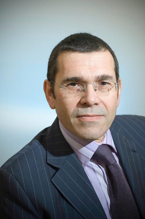 Dr Mark Goldman, Chief Executive at Heartlands Hospital, Birmingham, West Midlands, UK.