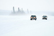 Island Hopping on the Ice Roads of Canada's Arctic North