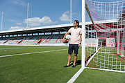 30.Jul.2012; Thun; Fussball Super League - FC Thun;<br /> Portrait Nelson Ferreira (Urs Lindt/freshfocus)