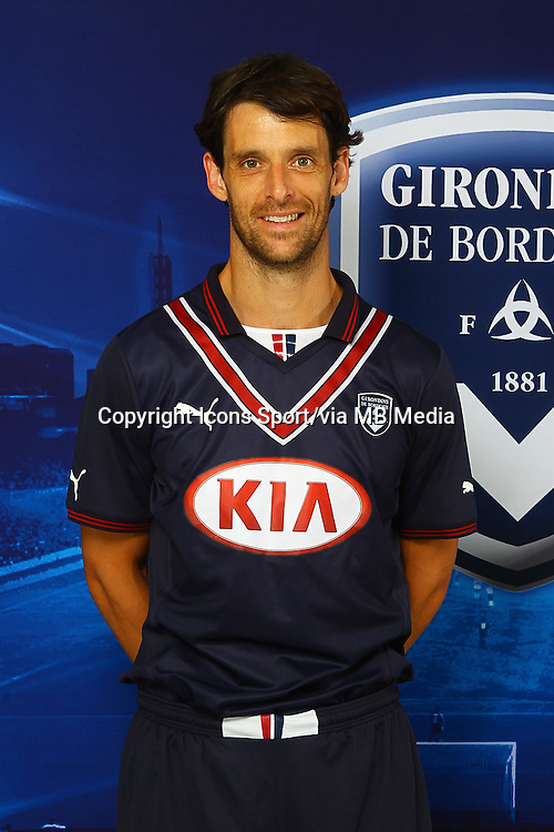 Jeremie BRECHET - 13.09.2013 - Photo officielle Bordeaux - Ligue 1<br /> Photo : Icon Sport