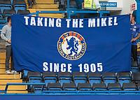 Football - 2016/2017 Premier League - Chelsea V West Ham United. <br /> <br /> Flag displayed at Chelsea at Stamford Bridge.<br /> <br /> COLORSPORT/DANIEL BEARHAM