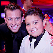 NLD/Hilversum/20100910 - Finale Holland's got Talent 2010, Dan Karaty en Kim