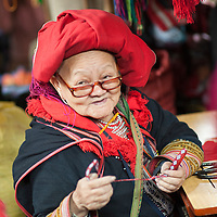 Sapa Vietnam Stock Images