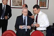 DESCRIZIONE : Roma Coni Conferenza Stampa Nazionale Italia Under 18 Maschile Basket On Board sulla portaerei Cavour<br /> GIOCATORE : Dan Peterson<br /> CATEGORIA : curiosita ritratto<br /> SQUADRA : Fip <br /> EVENTO : Conferenza Stampa Nazionale Italia Under 18<br /> GARA : <br /> DATA : 09/07/2012 <br />  SPORT : Pallacanestro<br />  AUTORE : Agenzia Ciamillo-Castoria/GiulioCiamillo<br />  Galleria : FIP Nazionali 2012<br />  Fotonotizia : Roma Coni Conferenza Stampa Nazionale Italia Under 18 Maschile Basket On Board sulla portaerei Cavour<br />  Predefinita :