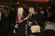 Jenny Halpern and Lindsay Carlos-Clarke, Bob Carlos Clarke: Dark Genius - launch & memorial <br />