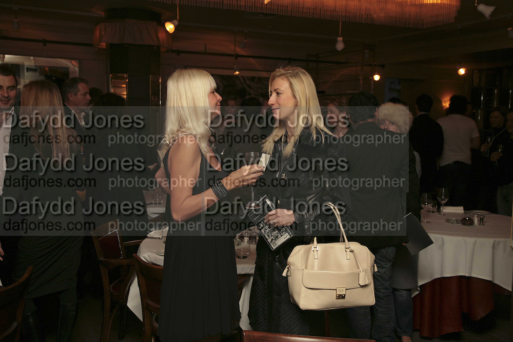Jenny Halpern and Lindsay Carlos-Clarke, Bob Carlos Clarke: Dark Genius - launch &amp; memorial <br />