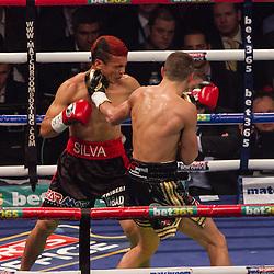Scott Quigg V Diego Silva