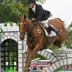 Equi-Trek Bramham Horse Trials 2012 Show Jumping