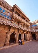 India, Madhya Pradesh. Gwalior Fort.