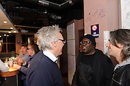 Bill Wyman - After Show Get Together at IndigO2 Club, London