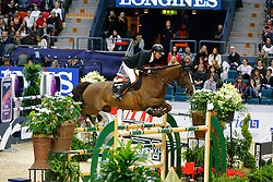 Duguet Romain, (FRA), Quorida de Treho<br /> Longines FEI World Cup Jumping Final II<br /> © Dirk Caremans