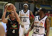 DESCRIZIONE : Lodi Lega A2 2009-10 Campionato UCC Casalpusterlengo - Riviera Solare RN<br /> GIOCATORE : German Scarone<br /> SQUADRA : Riviera Solare RN<br /> EVENTO : Campionato Lega A2 2009-2010<br /> GARA : UCC Casalpusterlengo Riviera Solare RN<br /> DATA : 14/03/2010<br /> CATEGORIA : Tiro<br /> SPORT : Pallacanestro <br /> AUTORE : Agenzia Ciamillo-Castoria/D.Pescosolido