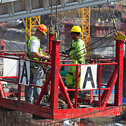 Panama Canal Expansion Works