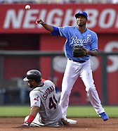 Cleveland Indians vs. Kansas City Royals - 4 June 2017