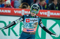 Jernej Damjan of Slovenia during the Ski Flying Individual Qualification at Day 1 of FIS World Cup Ski Jumping Final, on March 19, 2015 in Planica, Slovenia. Photo by Vid Ponikvar / Sportida
