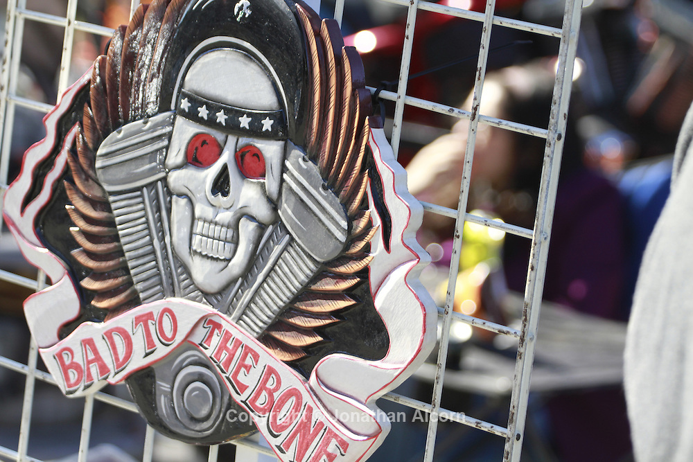 Long Beach Motorcycle Swap Meet on November 11, 2012 ©Jonathan Alcorn.