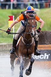 Andrew Heffernan, (NED), Boleybawn Ace - Eventing Cross - Alltech FEI World Equestrian Games™ 2014 - Normandy, France.<br /> © Hippo Foto Team - Leanjo De Koster