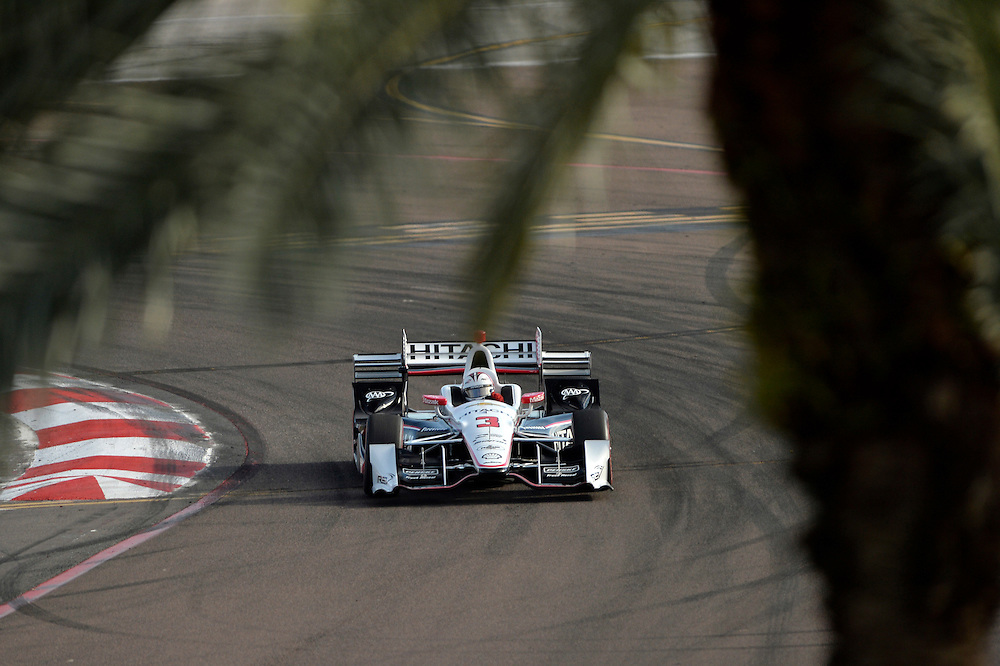 11-13 March, 2016, St Petersburg, Florida USA<br /> 3 Helio Castroneves<br /> &copy;2016 Scott R LePage <br /> LAT Photo USA