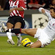 NLD/Eindhoven/20051101 - Champions League PSV - AC Milan, Damarcus Beasley (11)