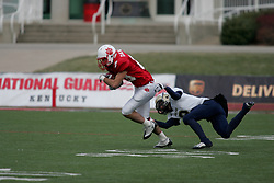Beechwood hosted Hazard in the Class 1A Commonwealth Gridiron Bowl on Friday, Dec. 12, 2008, at Papa John's Cardinal Stadium in Louisville, Ky.(photo by Jonathan Palmer)
