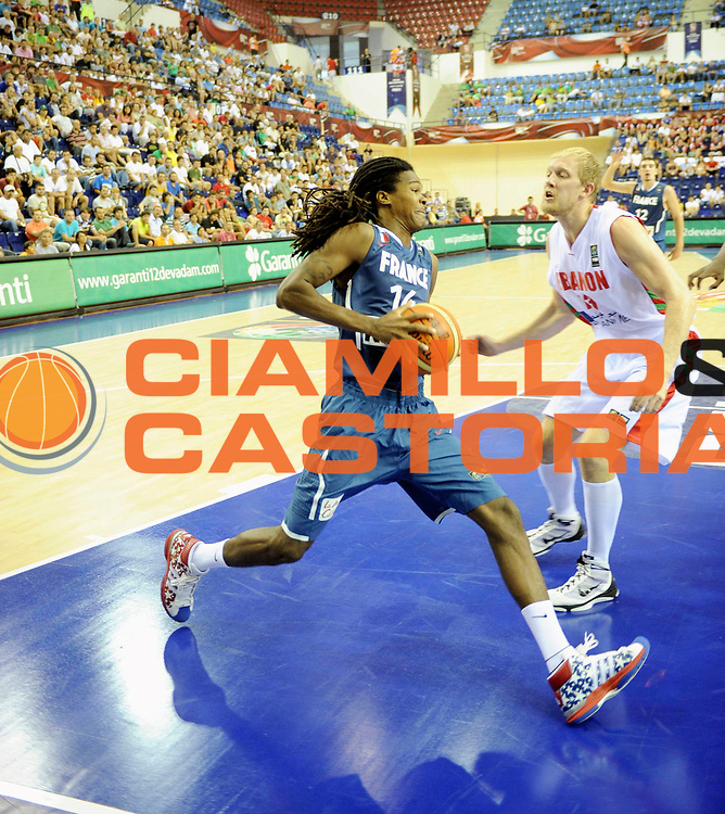 DESCRIZIONE : Championnat Du Monde 2010 Turquie Izmir Tour Preliminaire <br /> GIOCATORE : Gelabale Mickael<br /> SQUADRA : France <br /> EVENTO : Championnat du monde 2010<br /> GARA : France Liban<br /> DATA : 29/08/2010<br /> CATEGORIA : Basketball Action Homme<br /> SPORT : Basketball<br /> AUTORE : JF Molliere FFBB par Agenzia Ciamillo-Castoria <br /> Galleria : France Basket Championnat du monde 2010  <br /> Fotonotizia : Championnat du monde Turquie Izmir Tour Preliminaire Jour 2<br /> Predefinita :