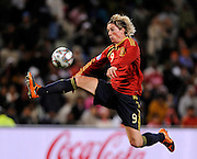 Fernando Torres of Spain