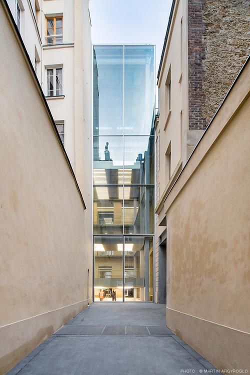 Lafayette anticipations - Fondation d'entreprise Galeries Lafayette - Architecture Rem Koolhaas / OMA