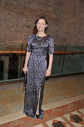 CAMILLA RUTHERFORD at the Women for Women International UK Gala held at the Guildhall, City of London on 3rd May 2012.