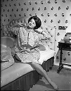 Miss Arlene Underwood.28.10.1960