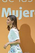 070318 Queen Letizia of Spain Meets 'Mujeres por Africa' Foundation