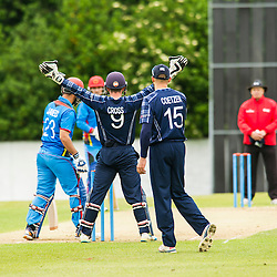 Scotland v Afghanistan | One Day international | 4 July 2016