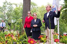 Centennial Flag Ceremony