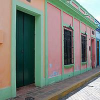 Calle Colonial de La Victoria, Edo. Aragua. Venezuela. La Victoria, Julio, 15 del 2010. Jimmy Villalta
