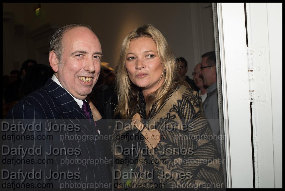 MICK JONES; KATE MOSS, Private view, Paul Simonon- Wot no Bike, ICA Nash and Brandon Rooms, London. 20 January 2015