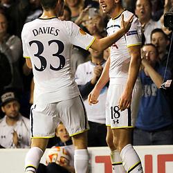 Joie Harry Kane - 02.10.2014 - Tottenham / Besiktas - Europa League<br /> Photo : David Klein / Sportimage / Icon Sport