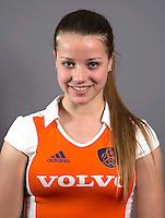 AMSTELVEEN - JOOSJE BURG , Nederlands Meisjes B hockey. Foto KOEN SUYK